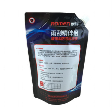 Low temperature 2L glass water antifreeze additive bag