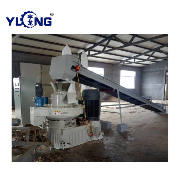 Biomass Sawdust Pelletizing Machine