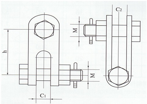 Right Angle Hung Plate