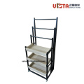 Cosmetics Retail Store Commercial Display Fixtures Stand