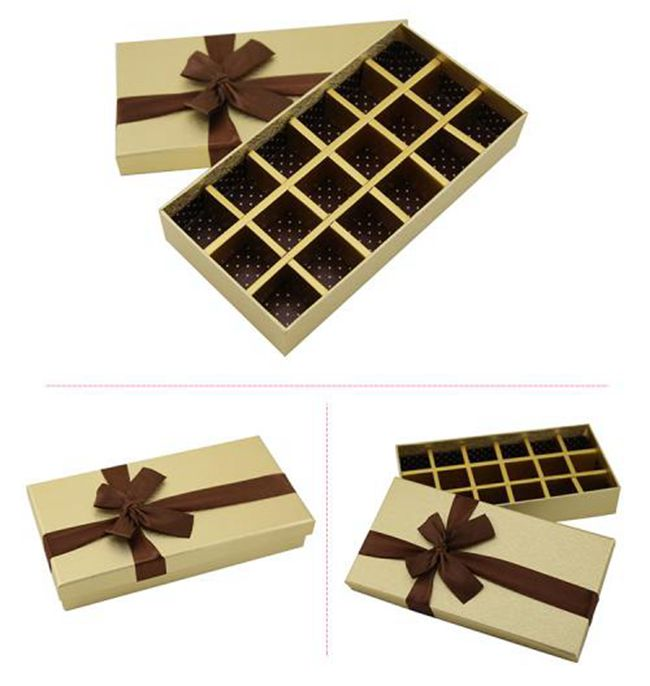 chocolate luxury packaging