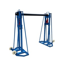 10Ton Cable Jack And Cable Reel Stand