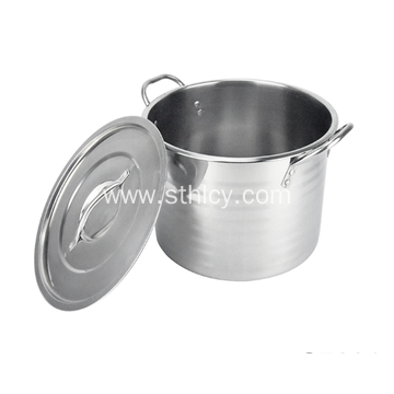 Cooking Stainless Steel Stock Pot