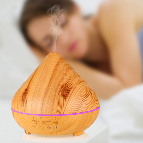 Bluetooth Air Humidifier and Purifier for Bedroom