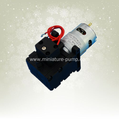 DC micro booster pump