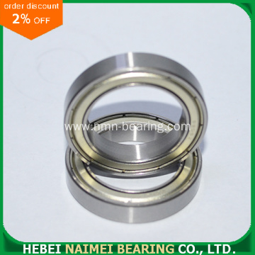 Thin-Section Deep Groove Ball Bearing 6803ZZ
