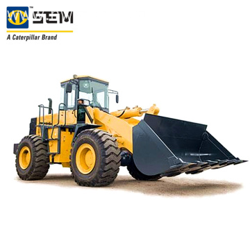 SEM 655D front end wheel loader