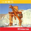 Two-way Double-swing Dam Top Gantry Crane