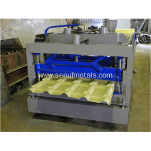 Glazed Tile Roll Forming Machine for SUF35-995 Profile