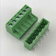 5.08mm pitch male and female PCB terminal block