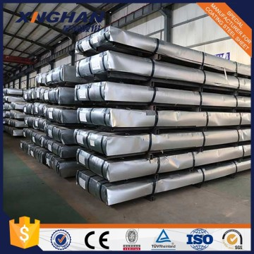 Hot Dip Zinc Coated Steel Corrugated Roofing Sheets
