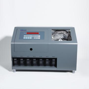 Coin Counter And Sorter For Swiss Coins