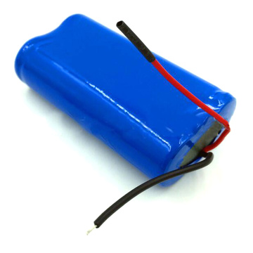 18650 2S1P 7.4V 2400mAh Li-Ion Battery Pack