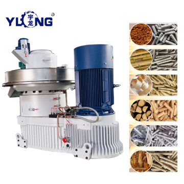 Biofuel Pellet Process Machine