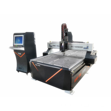 Superstar cnc router with ccd camera cutting machine