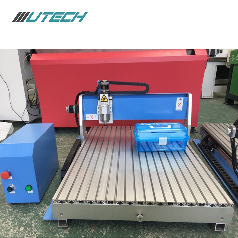 Wood Acrylic Pcb Mini Cnc Router Engraving Machine