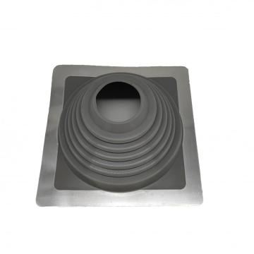 Square Base EPDM Silicone Roof Flashing For Dust/Waterproof