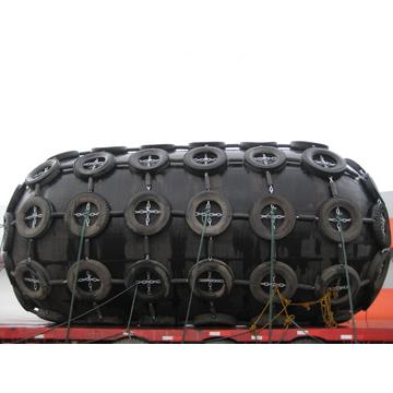 BV ABS net type pneumatic rubber fender