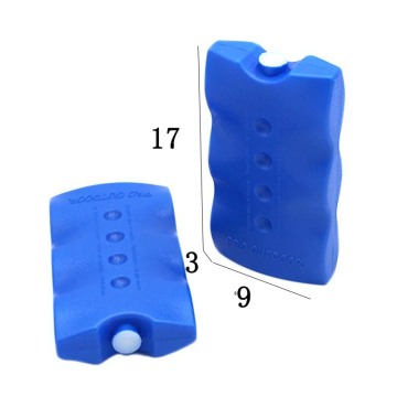 Cool Cooler Blue Gel Cooling Box Ice Pack