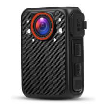 BOBLOV X1 Bodycam 1080P Portable Police Body Camera Support 128GB Night Vision Worn Security Camara Mini Camcorders