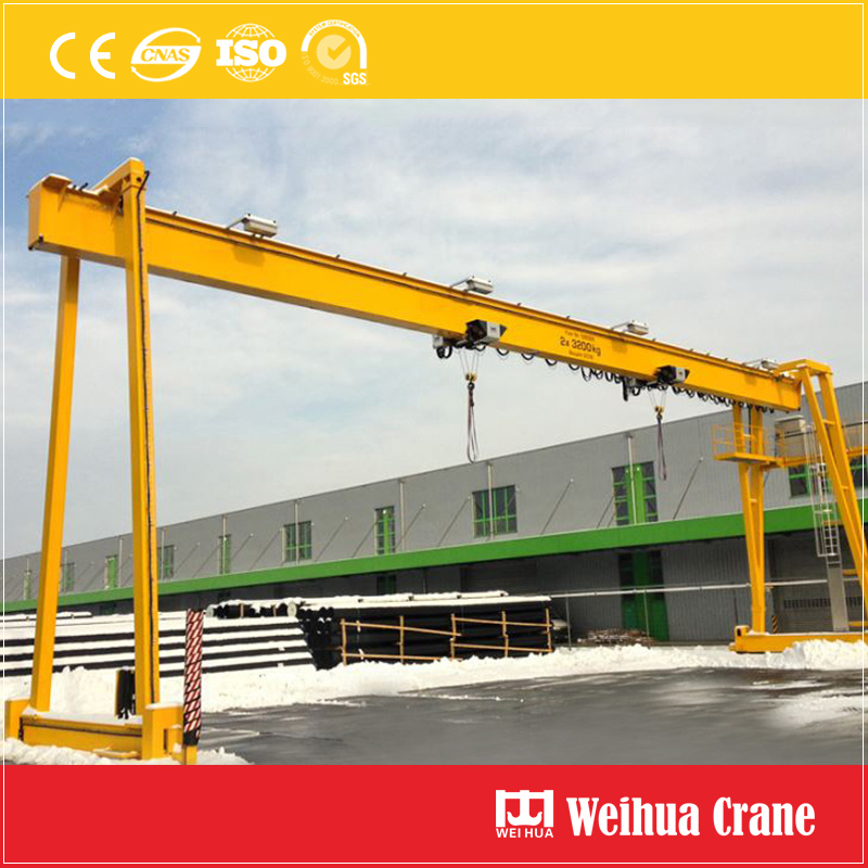 Single Girder Gantry Crane 2