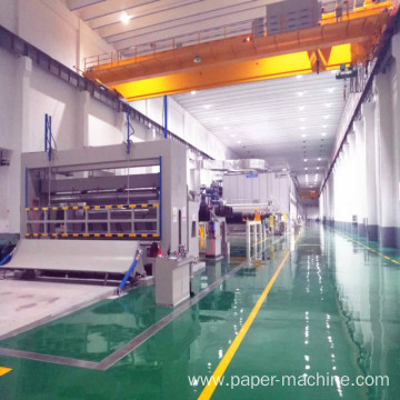 Paper Rewinder Machine Slitting Cutting Machine
