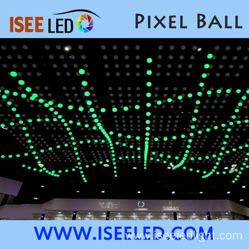 24V Decorative 30CM RGB LED Hanging Sphere