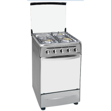 FreeStanding with 4 Burner Gas Stove