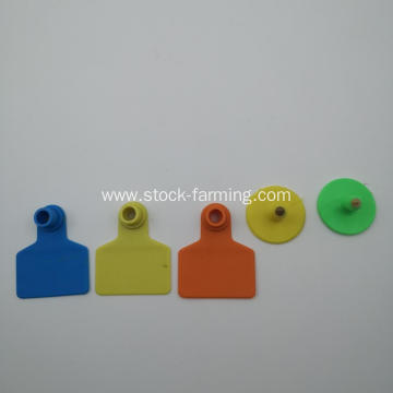 Waterproof ear tag numbering system