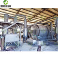 Pyrolysis Gas Oil Project