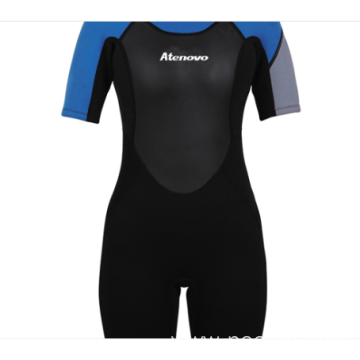 Surfing Suit Patchwork Swimming Wetsuit