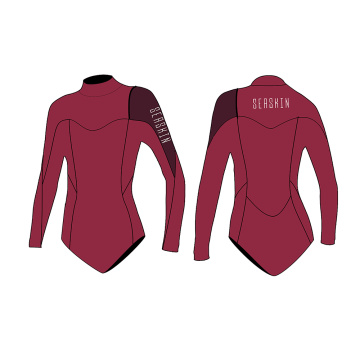 Seaskin Bikini Cut Spring Wetsuit for Windsurfing