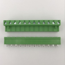 12 pins 7.62 pitch pluggable terminal block