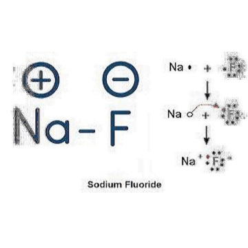 sodium fluoride keeps what molecules intact