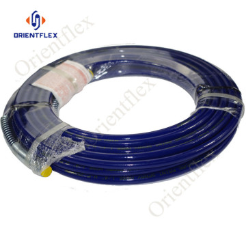 airless braided  paint sprayer hose cover 400bar