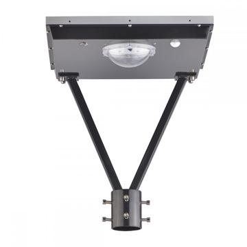20w square Solar Powered Disc Top Light