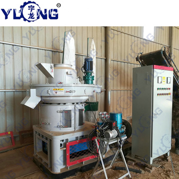 Yulong Xgj560 Pellet Chips Making Machine price
