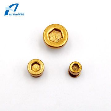 Free Samples Factory Price Metal Leather Rivets