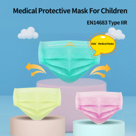 CE Disposable Medical Masks For Kids