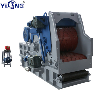 YULONG T-Rex65120 chipper kayu industri