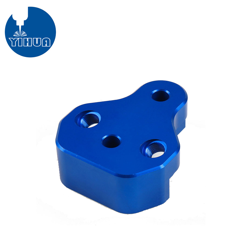 Blue Anodizing Car Parts