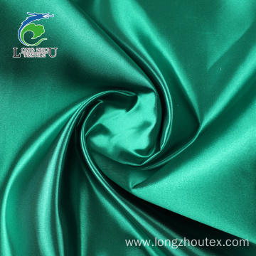 75Dx300D Heavy Satin PD Wedding Dress Fabric