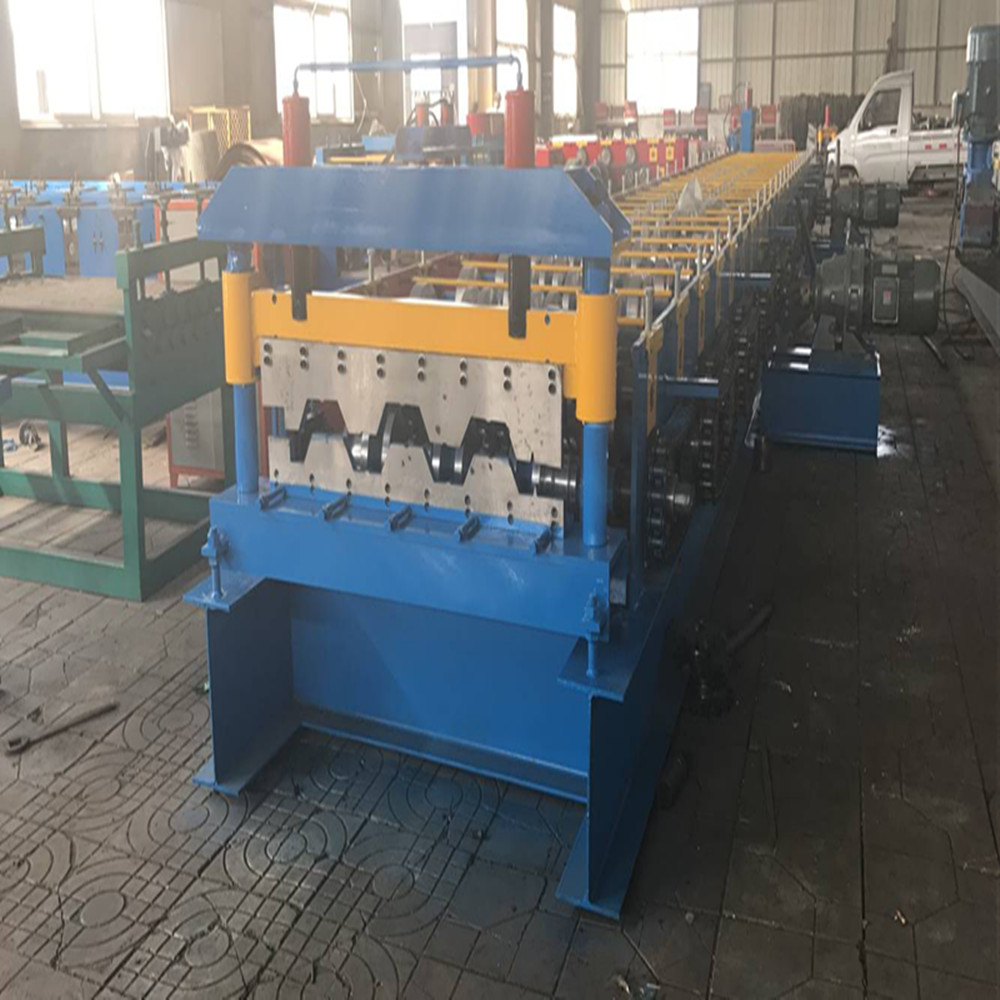 Automatic Roll Forming Machine for Making Floor Tiles
