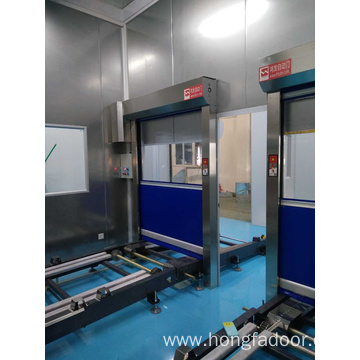Factory high speed door