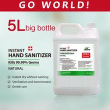 5L hand sanitizer gifts 75% alcohol hand disinfectant