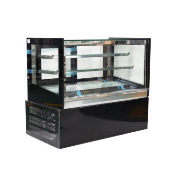 Bakery refrigerator counter refrigerated showcase
