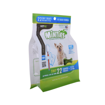 PE pet food packaging bag can be customized
