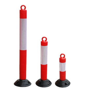 50CM Rubber base flexible post