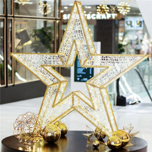 3D Star led christmas lighting