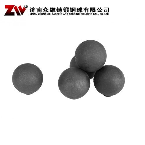 High Hardness B3 B6 material Forged Steel Grinding Balls For Mining